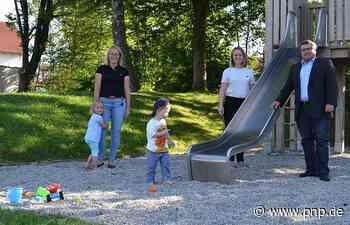 Kinder dürfen mitentscheiden, wie Spielplatz gestaltet wird - Passauer Neue Presse