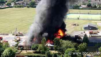 Fire-hit Harrington Junior School to be rebuilt on site