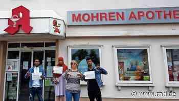 Rassismusvorwürfe gegen Mohren-Apotheke in Wolfsburg: Inhaberin lehnt Umbenennung ab - RND