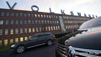 Baunatal: Kurzarbeit bei VW endet heute - HIT RADIO FFH