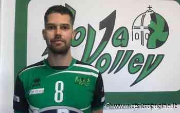 Sampress Nova Volley, per coach Giannini le schiacciate di Alessio Medici - Centropagina