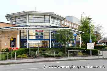 No coronavirus patients in ICU at Warrington Hospital