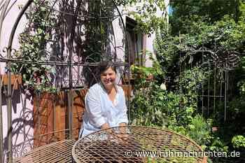 Vielerlei-Garten von Ehepaar Pusceddu ist auch Ausstellungsort - Ruhr Nachrichten
