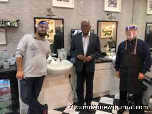 And finally… we can get back to cutting hair - Camden New Journal newspapers website