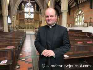 Church communion is back on but without wine or hymns - Camden New Journal newspapers website