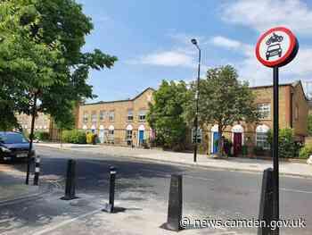 Camden Council takes action to make travel safer and healthier - Camden Council