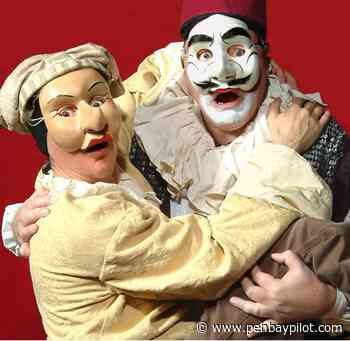 Camden Shakespeare Festival takes masks, puppets and comedy to the Camden Amphitheatre - PenBayPilot.com
