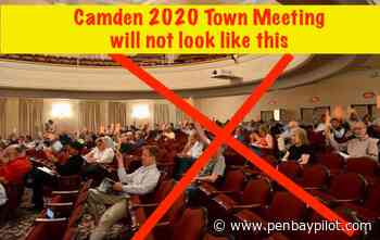 'Everything is going to be different': Camden closes in on setting record for absentee ballots - PenBayPilot.com