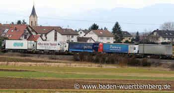 Güterverkehrskonzept für Baden-Württemberg vorgestellt