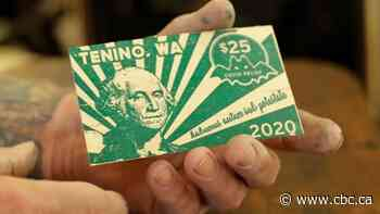 Why one U.S. town thinks printing its own wooden money could be the cure for COVID-19 in the local economy