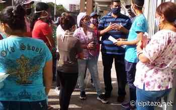 En Los Olivos de Charallave no recibieron caja Clap de junio - El Pitazo