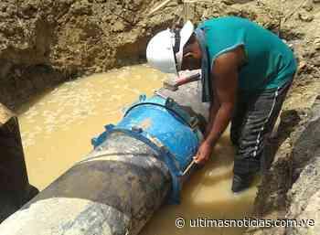 Reparan tubería matriz en la autopista Charallave-Ocumare - Últimas Noticias