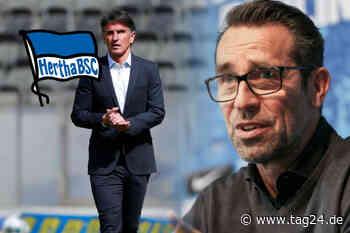 """Greift Hertha jetzt richtig an? """"Fürchte, dass Preetz richtige Entscheidungen trifft"""" - TAG24"""