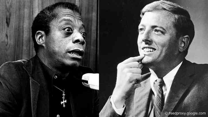Watch the Famous James Baldwin-William F. Buckley Debate in Full, With Restored Audio (1965)