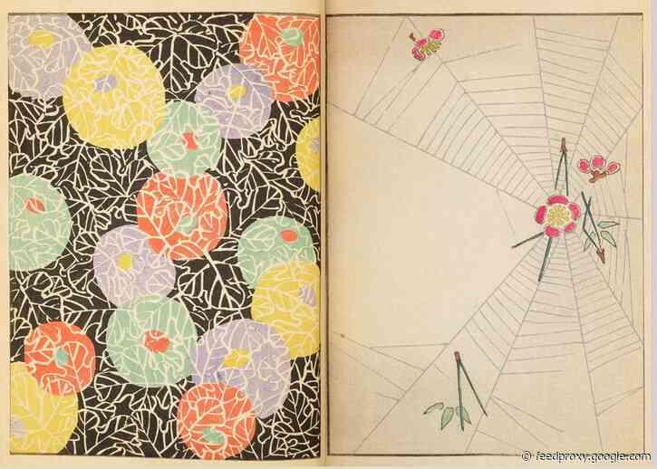 Explore the Beautiful Pages of the 1902 Japanese Design Magazine Shin-Bijutsukai: European Modernism Meets Traditional Japanese Design