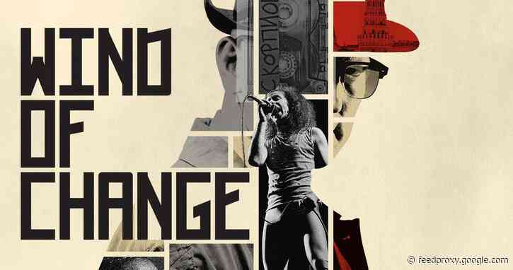 """Did the CIA Write the Scorpions' """"Wind of Change,"""" One of the Bestselling Songs of All Time?"""