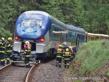 Nach Zugunglück im Erzgebirge: Verletzte außer Lebensgefahr - Frankenpost