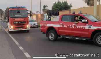 Interventi dei Vigili del fuoco a Giarre e Calatabiano - Gazzettinonline