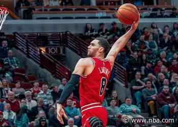 Bulls 2019-2020 Season Recap: Zach LaVine