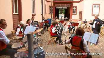 Höfen: Erstes musikalisches Event nach Coronapause