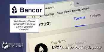 Galia Benartzi of Bancor Network (BNT) on Money 3.0 User Generated Currencies - The Cryptocurrency Analytics