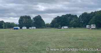 Traveller camp eviction halted as council reviews position