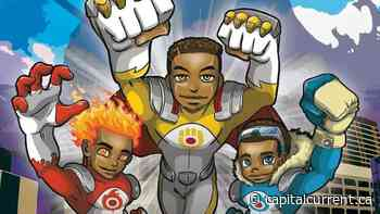 Super Felix Brothers: Gatineau author — and mom — addresses sickle cell anemia, diversity in her storytelling - capitalcurrent.ca