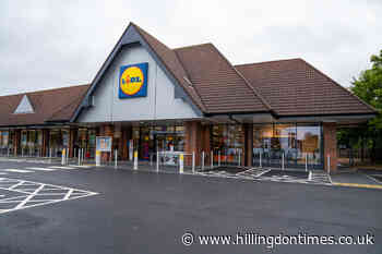 New Lidl store opens in Harrow Weald today - pictures