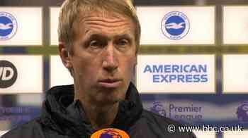 Brighton 1-3 Liverpool: Brighton went toe-to-toe with Liverpool - Potter