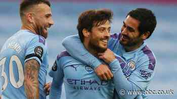 Man City 5-0 Newcastle: Man City will miss 'huge competitor' Silva - Pep Guardiola