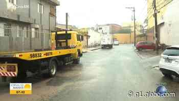 Chuva causa alagamentos em bairros de Salvador nesta quinta-feira; confira - G1