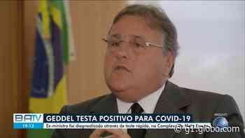 Preso em Salvador, Geddel Vieira Lima é diagnosticado com Covid-19 - G1