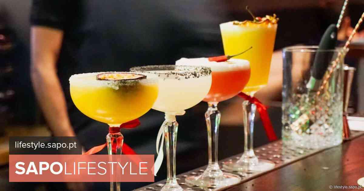 """Em Matosinhos, a """"Happy Hour"""" no Sicario traz dois cocktails por um - SAPO Lifestyle"""