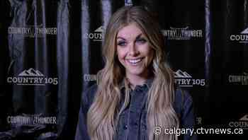 Lindsay Ell talks to People Magazine about healing process from sexual assault at 13 - CTV News