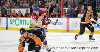 Laval Rocket season review: The depth pieces played important roles - Habs Eyes on the Prize