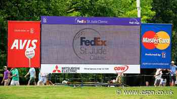 WGC FedEx St. Jude Invitational opts for no fans