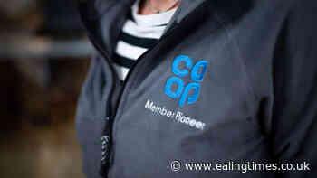Co-op looks for leader of its Member Pioneers in Ealing