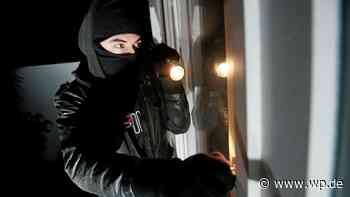 Einbrecher lassen in Olsberg Arbeitsgeräte mitgehen - Westfalenpost