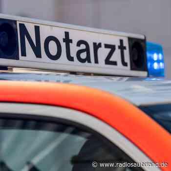 Schwerverletzter bei Betriebsunfall in Olsberg - Radio Sauerland