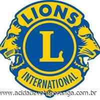 Paulo Henrique Rodrigues de Oliveira é o novo presidente do Lions Votuporanga - Jornal A Cidade - Votuporanga