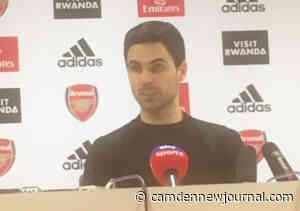 Arsenal boss Arteta: No more red cards - Camden New Journal newspapers website