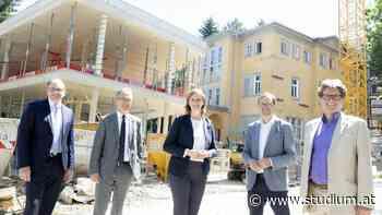 Uni Graz und Unternehmer rücken ab 2021 im neuen ZWI näher zusammen - Studium.at