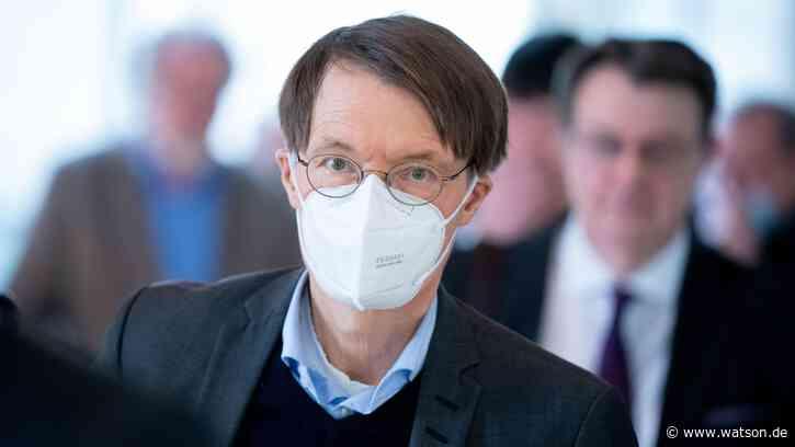 """Coronavirus: Virologe knöpft sich Lauterbach vor – """"Das ist hochgefährlich"""" - watson"""