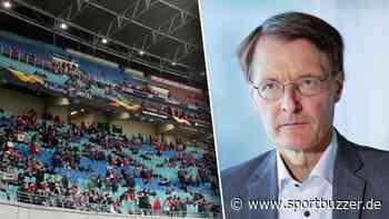 Nach Erwägungen in Sachsen: SPD-Politiker Karl Lauterbach warnt vor Fußballspielen mit Publikum - Sportbuzzer