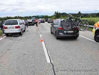 Unfall bei Lauterbach SO – 82-jähriger Autolenker bei Auffahrkollision getötet - Tages-Anzeiger