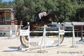Vanessa Norblin, satisfaite à Meyreuil ! / Saut d'obstacles / Sport / Accueil - leperon.fr - L'EPERON