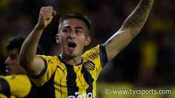 Gabriel Rojas tiene que volver a San Lorenzo, pero quiere quedarse en Peñarol - TyC Sports