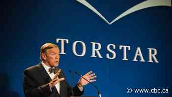 Torstar shares halted on TSX after getting rival takeover offer for newspaper company