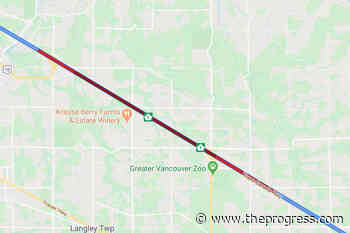 Multiple accidents slowing westbound Highway 1 traffic – Chilliwack Progress - Chilliwack Progress