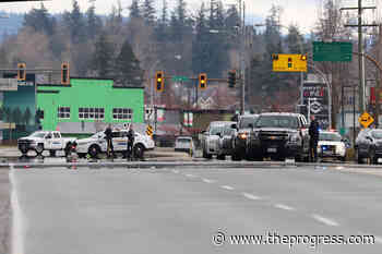 Investigation clears RCMP in incident where man fell from Langley overpass - Chilliwack Progress